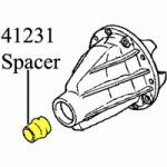 41231 Spacer