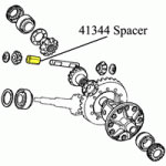 41344 Spacer