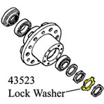 43523 Lock Washer