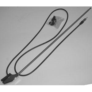 Aftermarket Antenna, 9/72-4/86 Toyota Land Cruiser