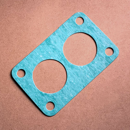 Carburetor Base Gasket, 3/69-8/87 Toyota Land Cruiser 2BBL Carburetor