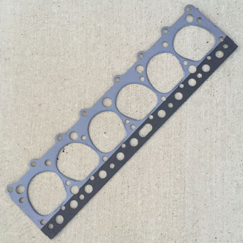 58-67 Land Cruiser FJ40 25 Cylinder Head Gasket Siamese Port