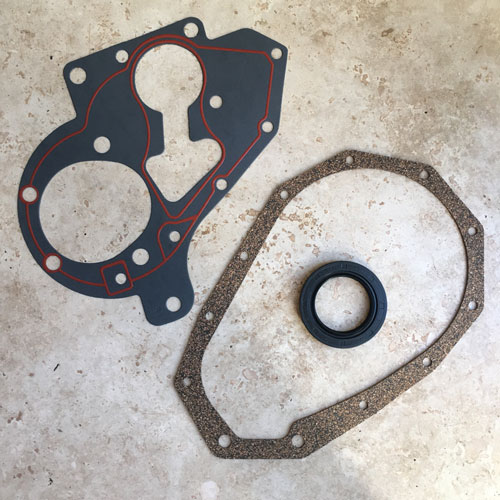 Gasket And Seal Kit, Timing Cover, 85-92 Toyota Land Cruiser