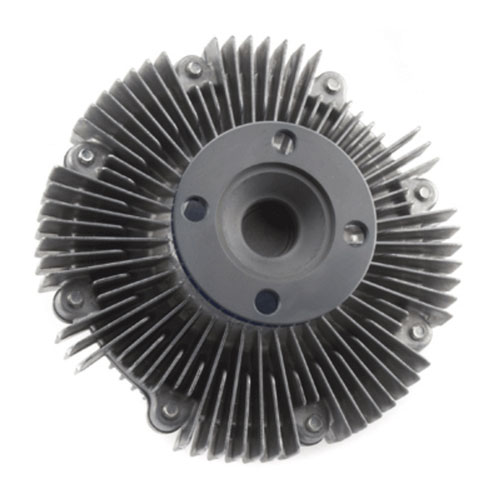 Fan Clutch, 93-98 FZJ80, AISIN Rear View