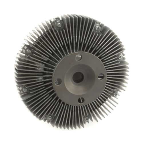 Fan Clutch, 90-92 FJ80, AISIN Rear View
