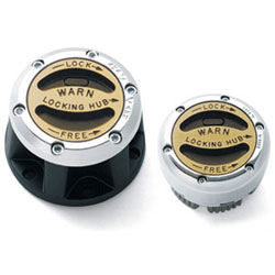 Warn Premium Locking Hubs, 58-75 FJ40 45 55 1