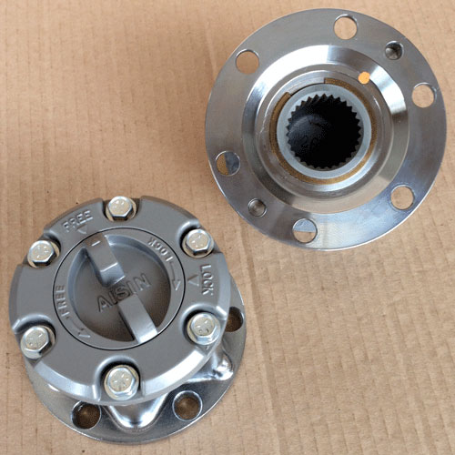 43530-60013, 43530-69015, 43530-69018, AISIN Hub, Free Wheel