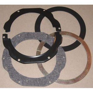 Knuckle Oil Seal Kit, 90-98 FJ80, FZJ80, HDJ80, HZJ80