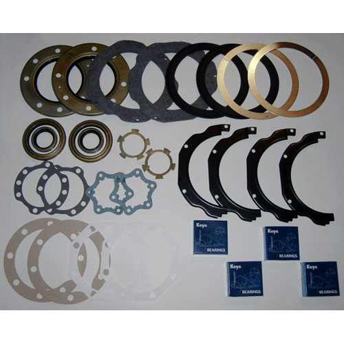 SBKL5 Knuckle Rebuild Kit