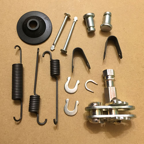 FJ40 FJ45 FJ55 BJ40 HJ45 Parking Brake Shoe Hardware Kit Large