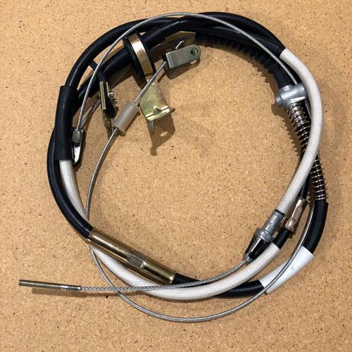 Cable, Parking Brake, 90-92 FJ80, FZJ80, HDJ80, HZJ80 LHD