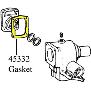 45332-60010 Gasket, Sector Shaft Cover