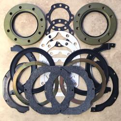 04434-60051 Knuckle Seal Gasket Kit, FJ80 FZJ80 HDJ80 HZJ80 1