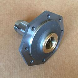 Steering Knuckle Spindle, FJ80 FZJ80 HDJ80 HZJ80 With Bush 1
